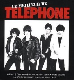 telephone  rock