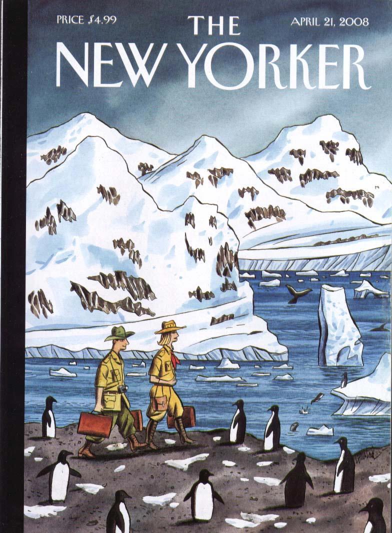 Loustal In The New Yorker